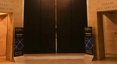Modélisation : Le Carrousel Du Louvre