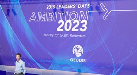Geodis – Cruise Terminal Rotterdam