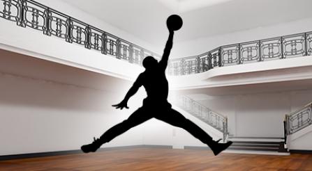 Nike Air Jordan PFW MEDIA EVENT