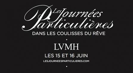 LVMH / Les Journées Particulières / Dispositif extérieur, signalétique