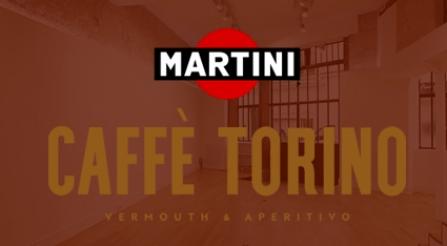Martini – CAFFE TORINO 2018