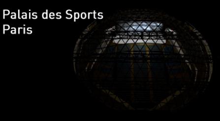 Palais des Sports 3D :: Paris