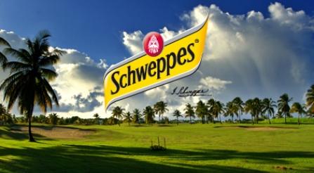 Schweppes – Salon du Golf 2010