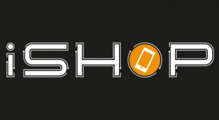 iShop – identité graphique